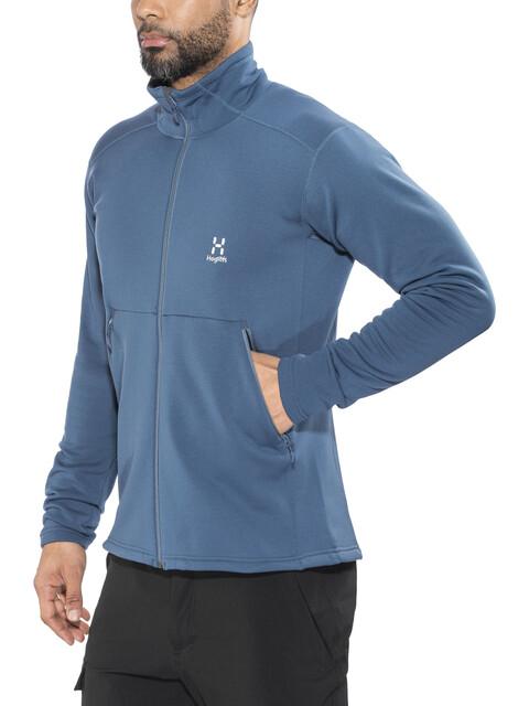 Haglöfs Bungy Jacket Men blue ink